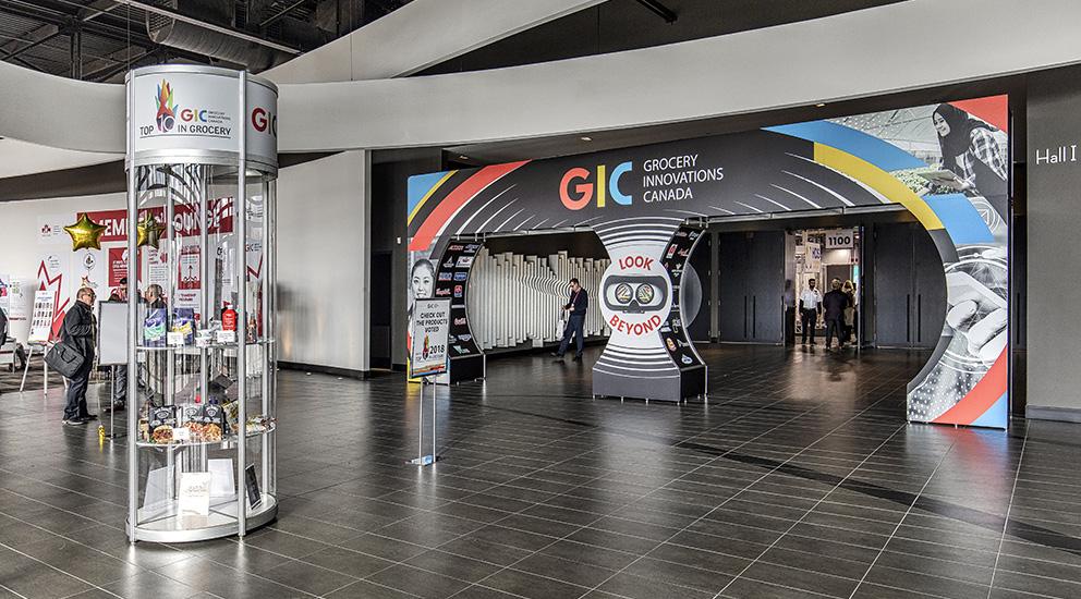 GIC Entrance