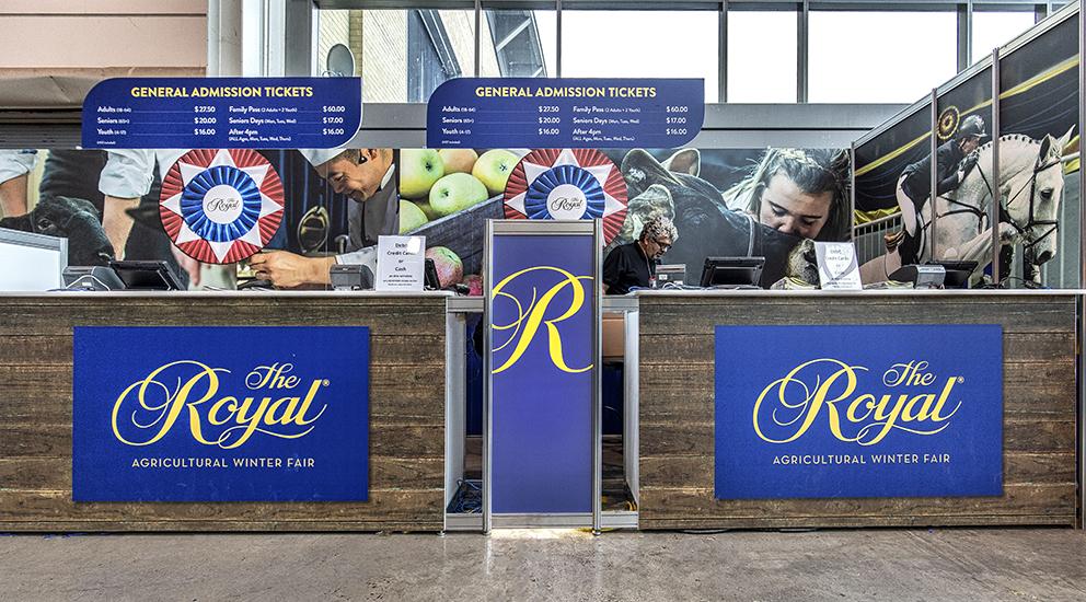 Royal Winter Fair Ticket