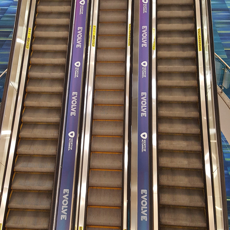 Accuteries Escalator Wells