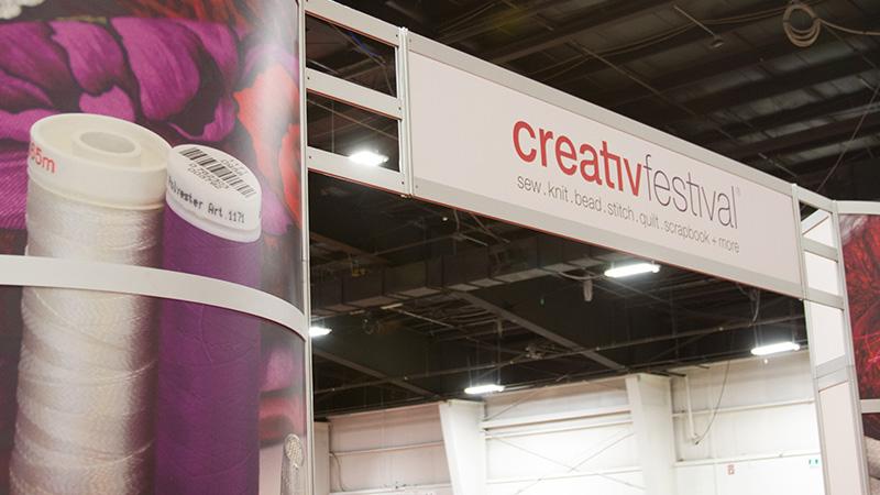 Creativ Festival Entrance