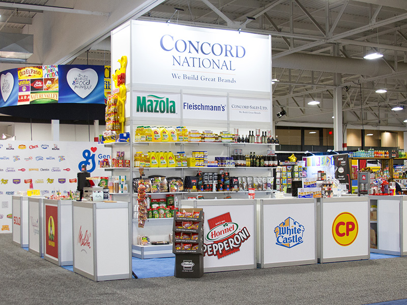 GIC Concord Booth