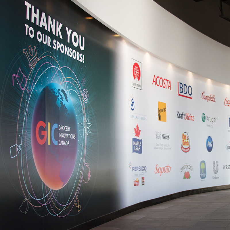 GIC Graphic Wall
