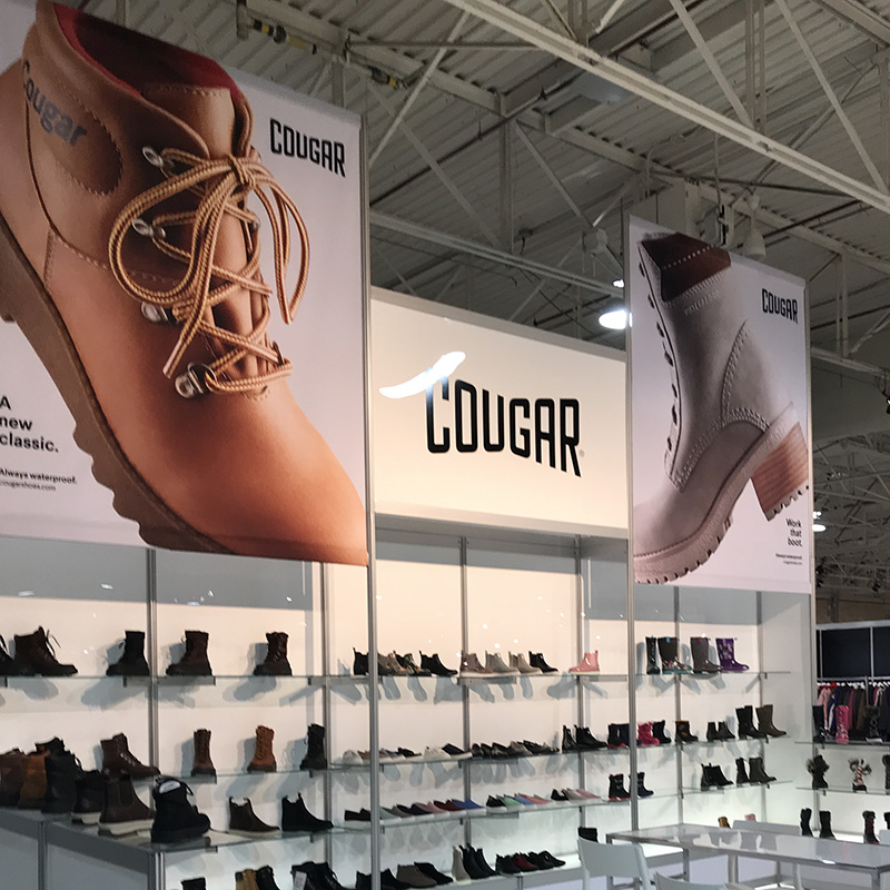Cougar Booth