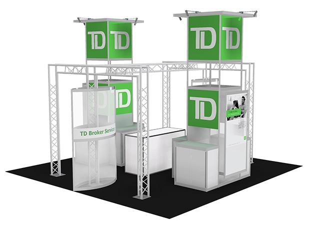 TD Exhibit Booth