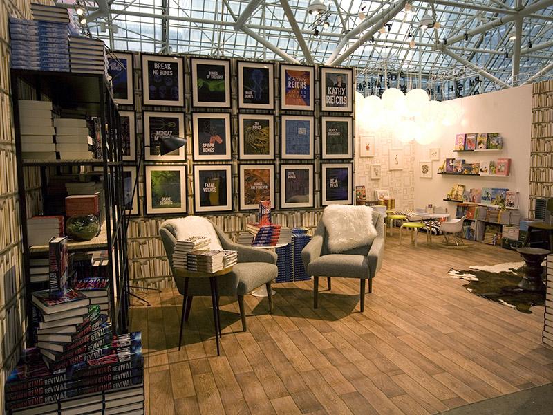 Custom Exhibit booth