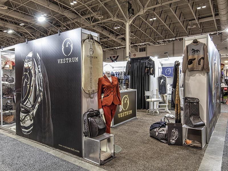 Vestrum Custom Booth