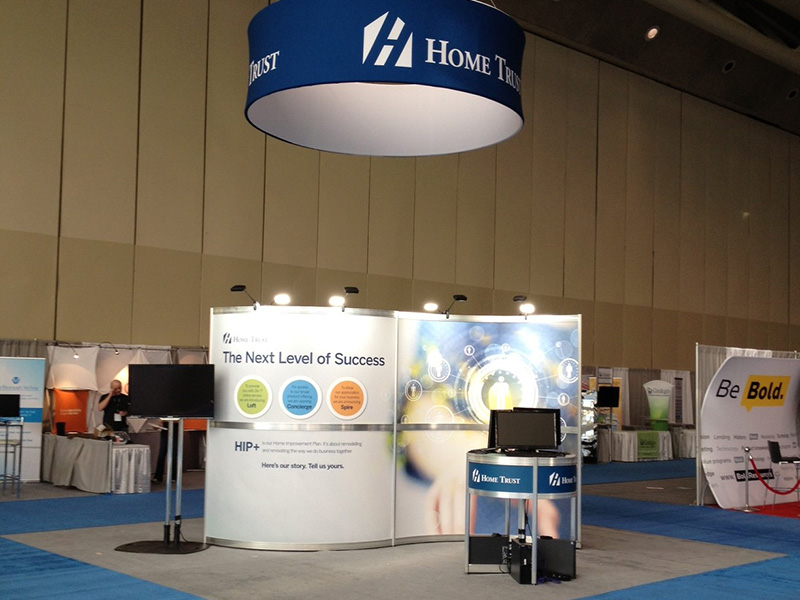 Home Trust Booth