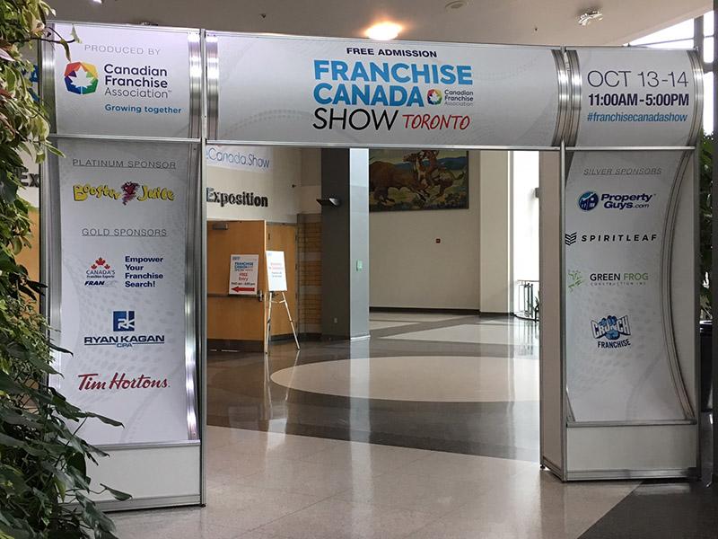 Franchise Canada Entrance