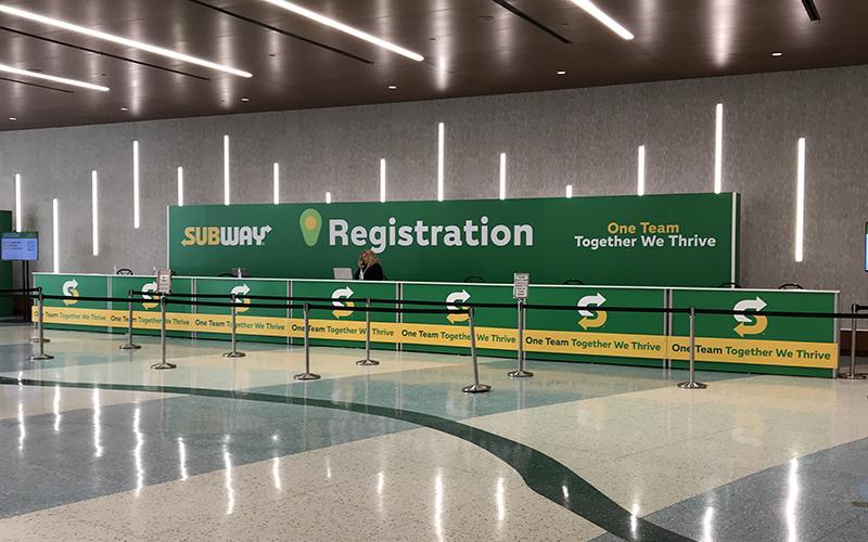 Subway Registration