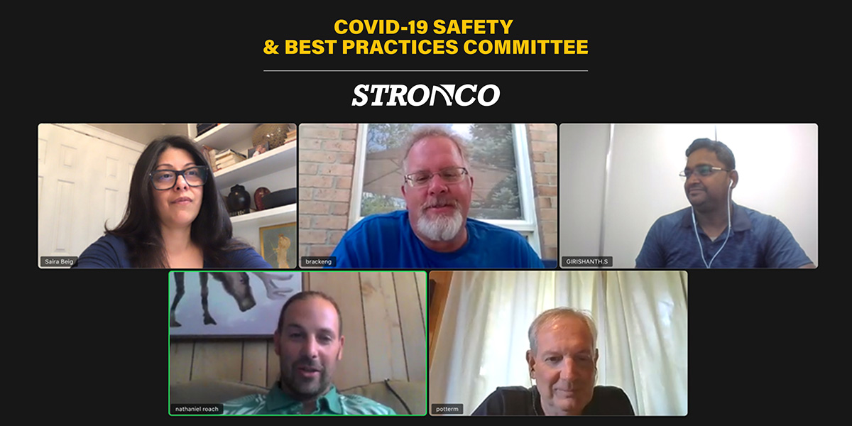 COVID-19 Safety & Best Practices Committee