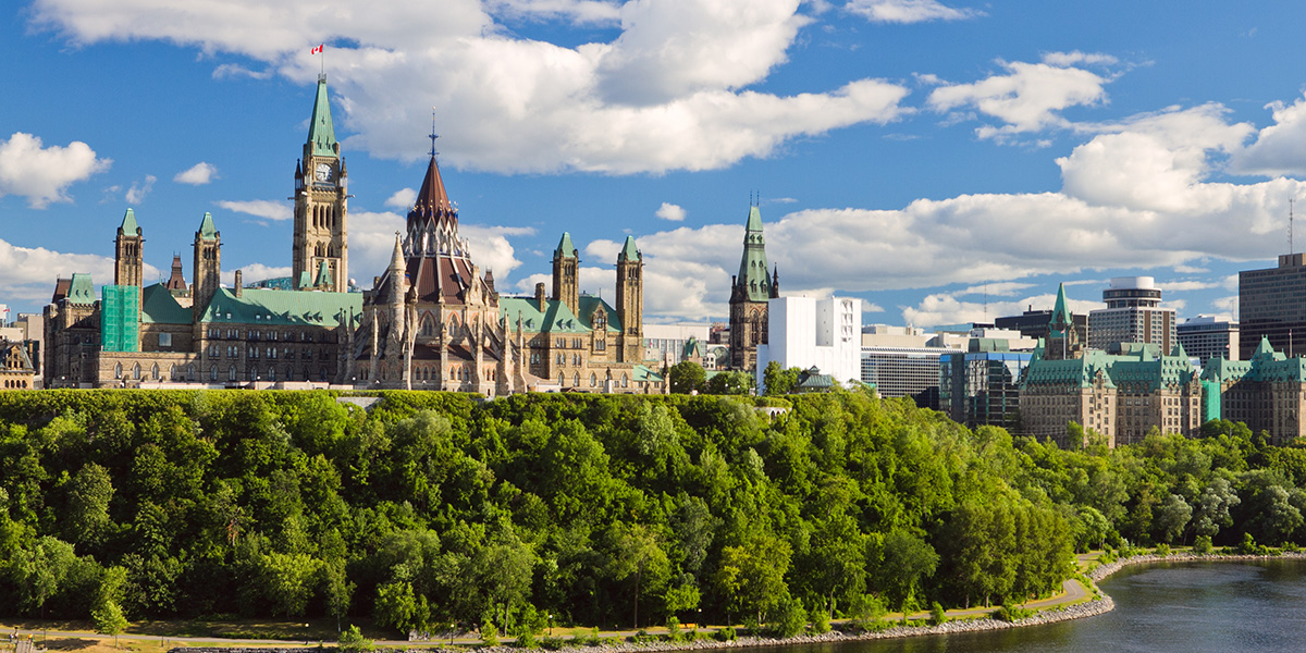Ottawa Parliament - Trade Shows - Stronco
